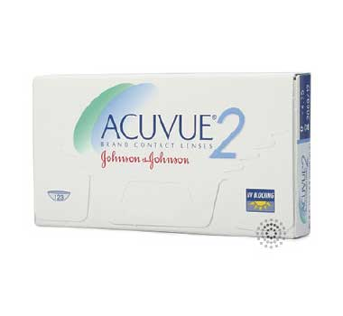 Johnson & Johnson Acuvue 2
