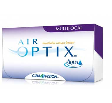 AIR OPTIX® AQUA MULTIFOCAL (3 lenti)