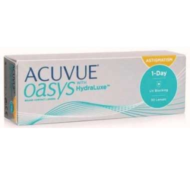 ACUVUE OASYS HYDRALUX 1-DAY for ASTIGMATISM(30 lenti)